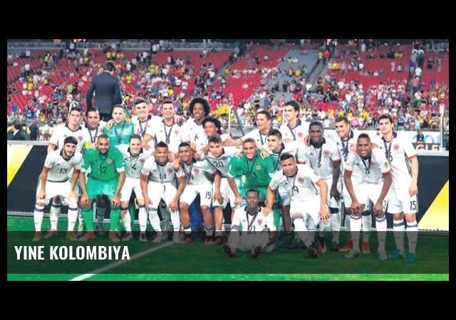 Yine Kolombiya