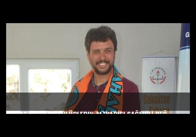 Cihat Arslan: 'Kulüplerin altyapısı sağlıklı değil'