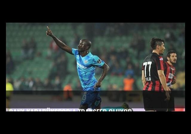 Dany Karabükspor'a transfer oluyor