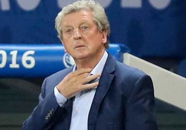 İngiltere'nin hocası Roy Hodgson istifa etti!