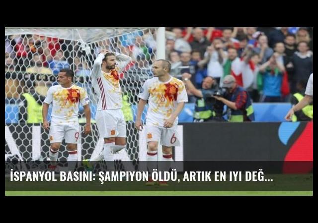 İspanyol basını: Şampiyon öldü, artık en iyi değiliz!