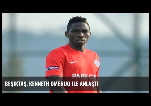 Beşiktaş, Kenneth Omeruo ile anlaştı