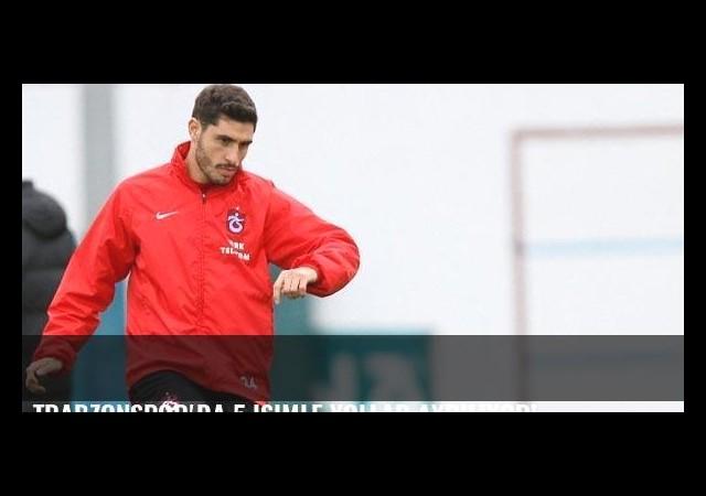 Trabzonspor'da 5 isimle yollar ayrılıyor!