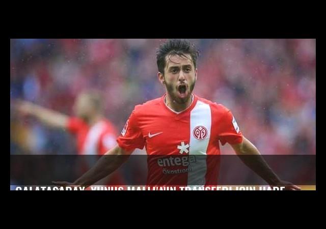 Galatasaray, Yunus Mallı'nın transferi için harekete geçti