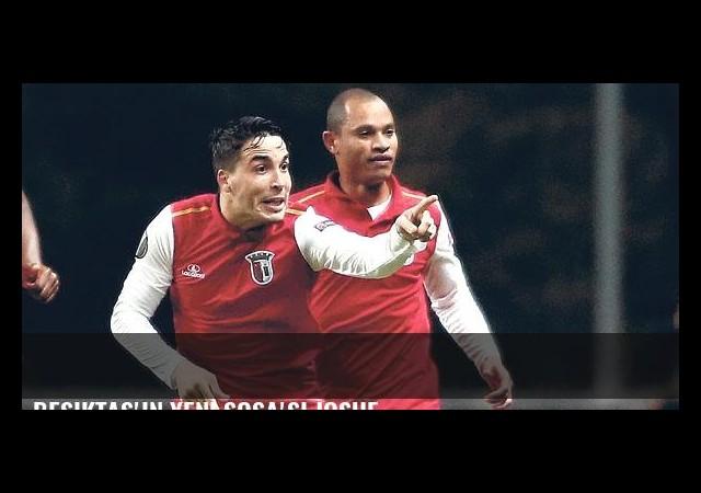 Beşiktaş'ın yeni Sosa'sı Josue