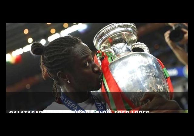 Galatasaray'a şampiyon golcü: Eder Lopes