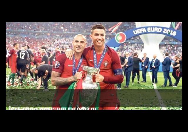 İşte EURO 2016'nın en iyileri