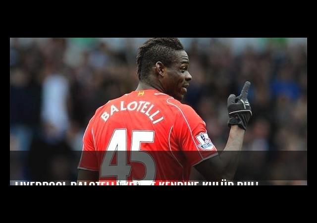 Liverpool Balotelli'ye: Git kendine kulüp bul!