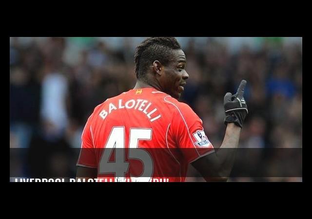 Liverpool Balotelli'yi kovdu!