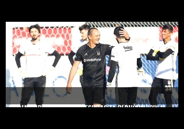 Marjan Mrmic: Yeniden Beşiktaş'ta olduğum için mutluyum