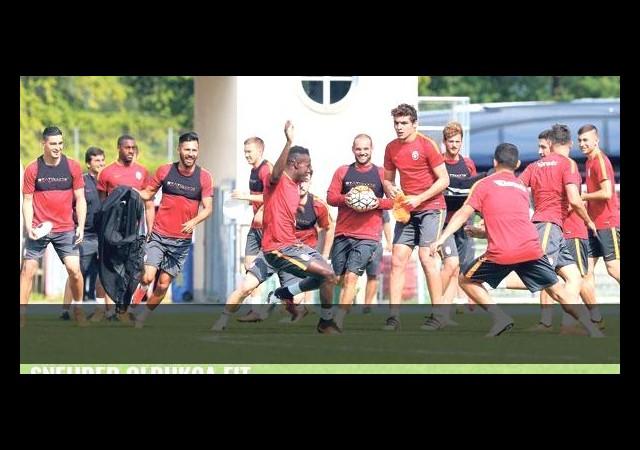 Sneijder oldukça fit