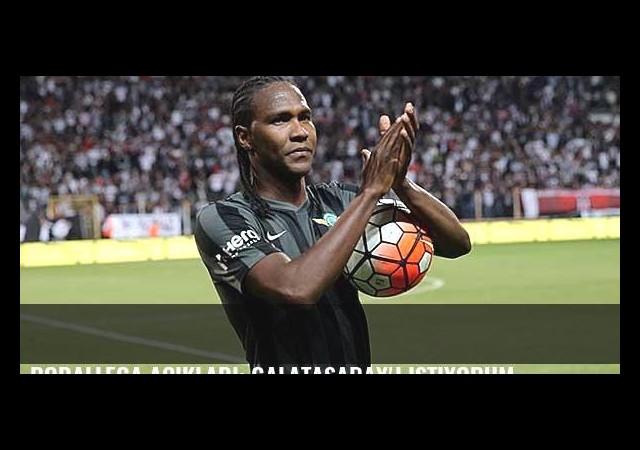 Rodallega açıkladı: Galatasaray'ı istiyorum