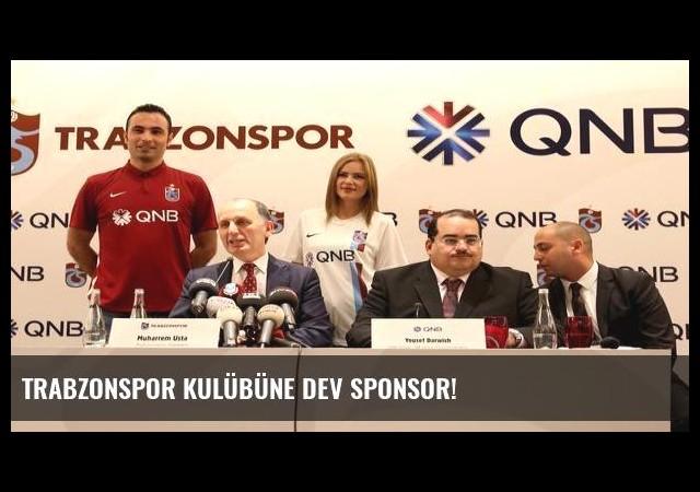 Trabzonspor Kulübüne dev sponsor!