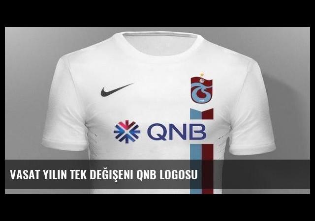 Vasat yılın tek değişeni QNB logosu