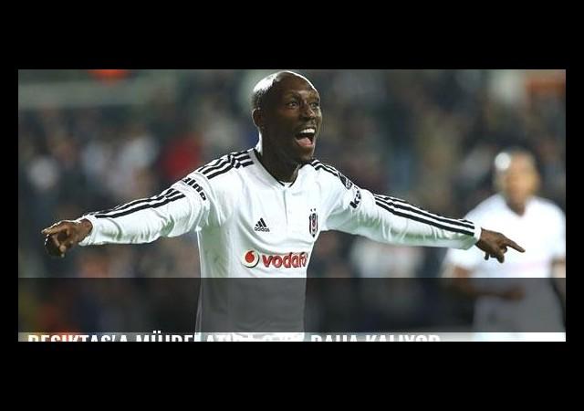 Beşiktaş'a müjde! Atiba 3 yıl daha kalıyor...