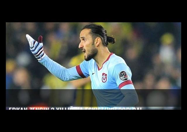Erkan Zengin 3 yıllığına Eskişehirspor'da!