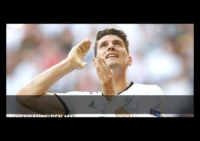 Fenerbahçe'den Mario Gomez harekatı!