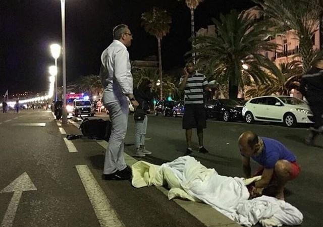 Fransa'daki saldırgan 31 yaşında ve Tunuslu iddiası