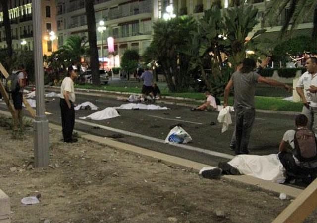 Nice'de ölü sayısı arttı!