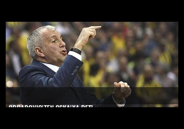 Obradovic'ten CSKA'ya ret!