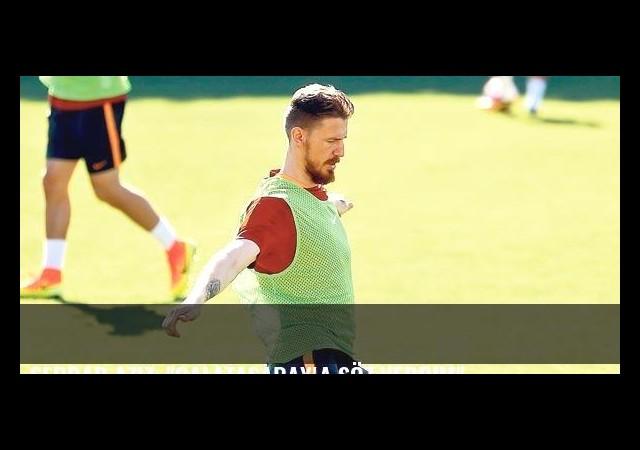 Serdar Aziz: 'Galatasaray'a söz verdim'