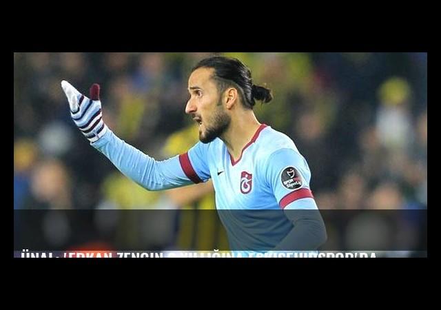 Ünal: 'Erkan Zengin 3 yıllığına Eskişehirspor'da'