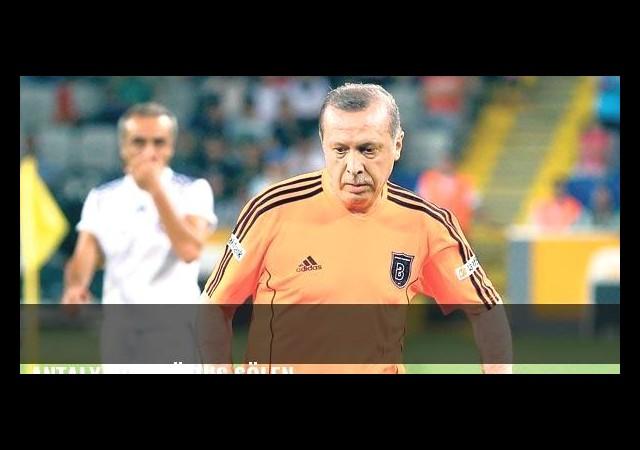 Antalya'da müthiş şölen