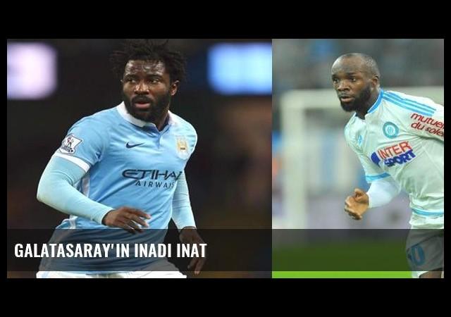 Galatasaray'ın inadı inat