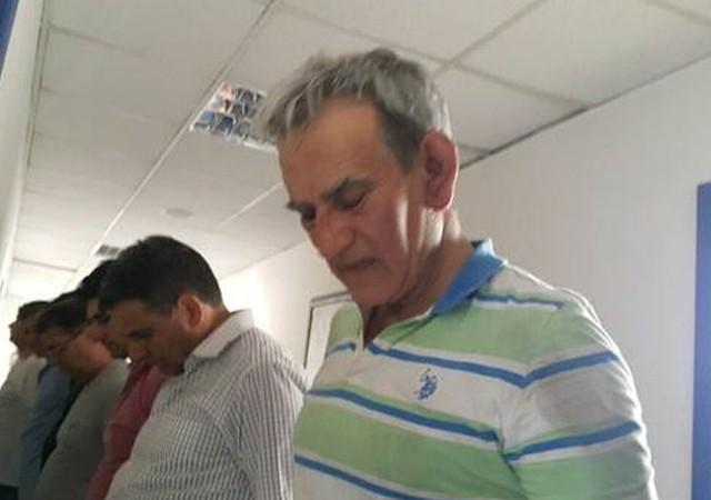 Darbenin elebaşı Akın Öztürk'ün gözaltındaki ilk görüntüsü!