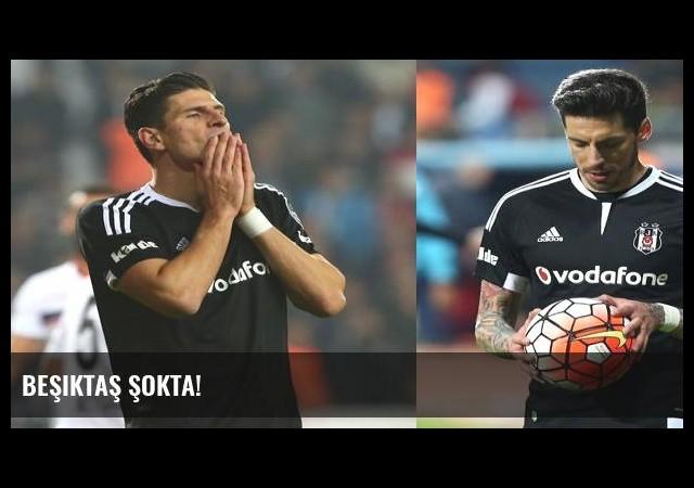 Beşiktaş şokta!