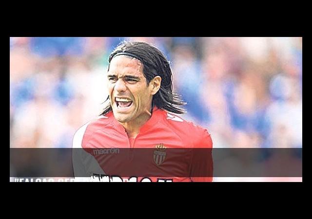 'Falcao geri dönüyor'