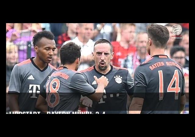 Lippstadt - Bayern Münih: 3-4