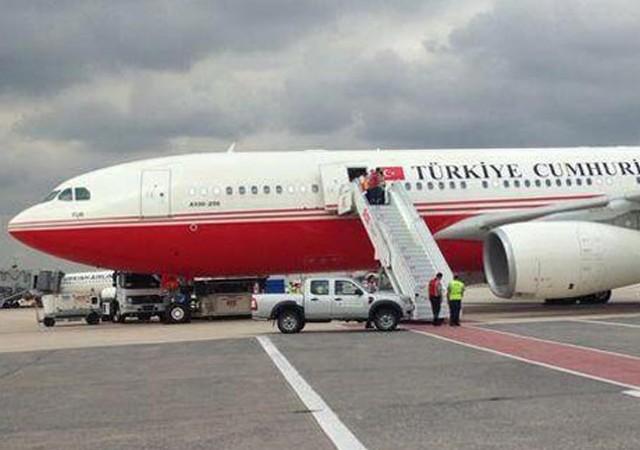 Erdoğan'ın uçağı ile kule arasındaki konuşmalar ortaya çıktı