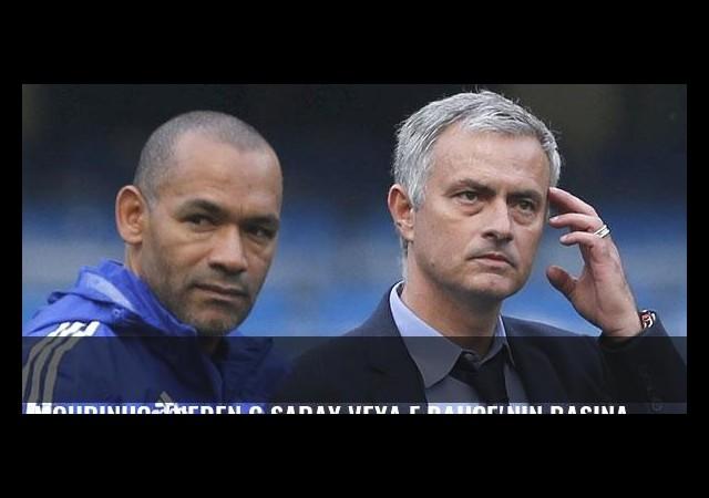 Mourinho: 'Neden G.Saray veya F.Bahçe'nin başına geçmiyorsun'