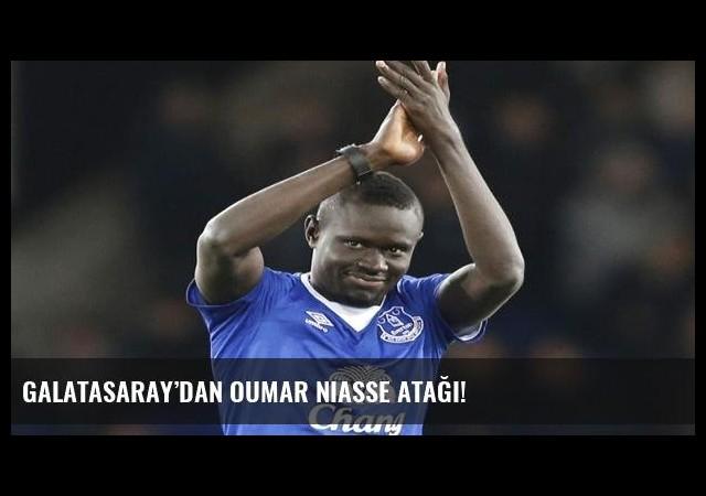 Galatasaray'dan Oumar Niasse atağı!