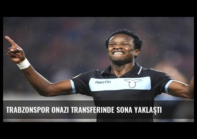 Trabzonspor onazi transferinde sona yaklaştı
