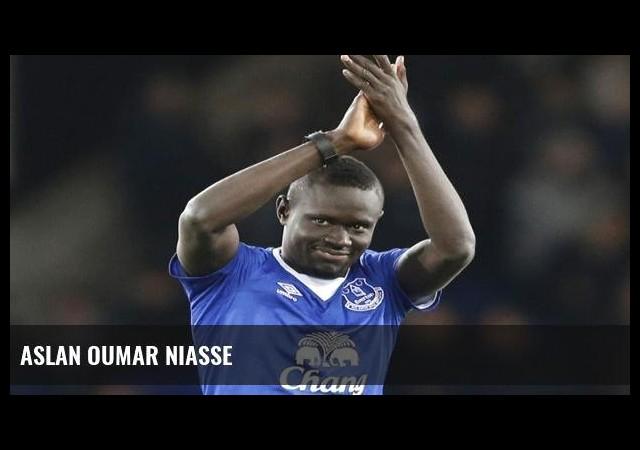 Aslan Oumar Niasse