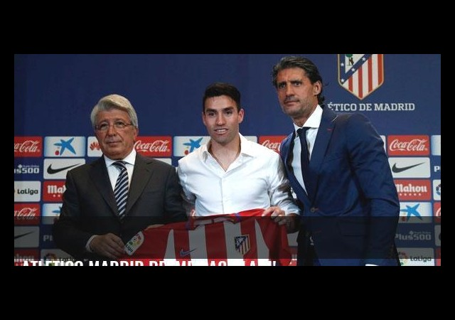 Atletico Madrid resmen açıkladı!