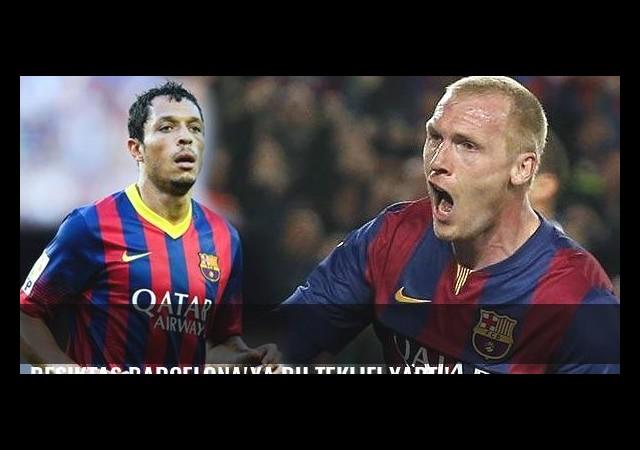 Beşiktaş Barcelona'ya bu teklifi yaptı!