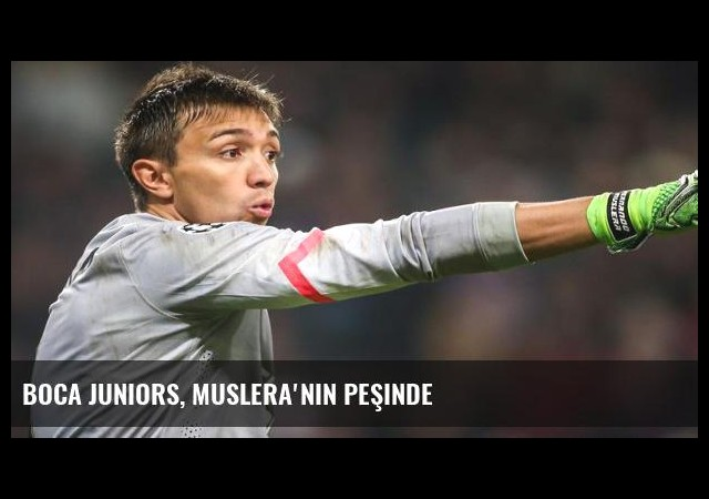 Boca Juniors, Muslera'nın peşinde