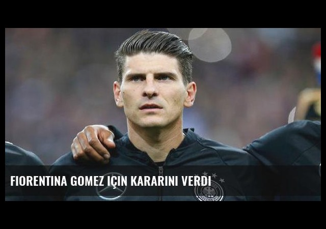 Fiorentina Gomez için kararını verdi