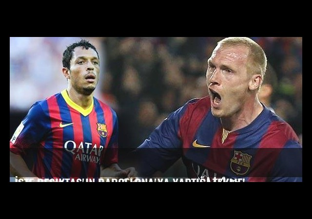 İşte Beşiktaş'ın Barcelona'ya yaptığı teklif!