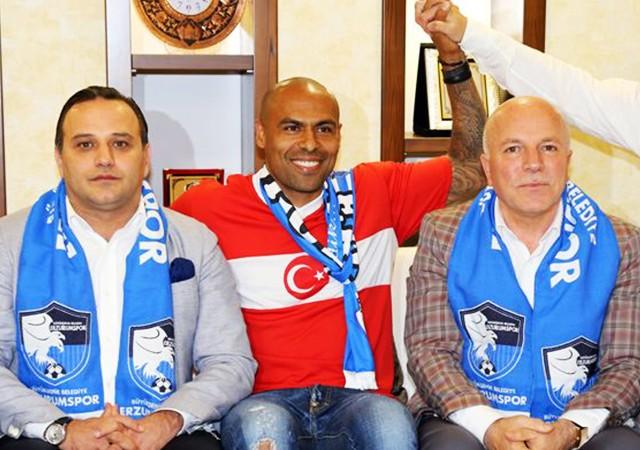 Mert Nobre, resmen Erzurumspor'da!