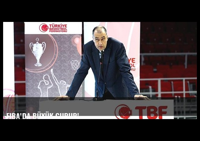 FIBA'da büyük gurur!