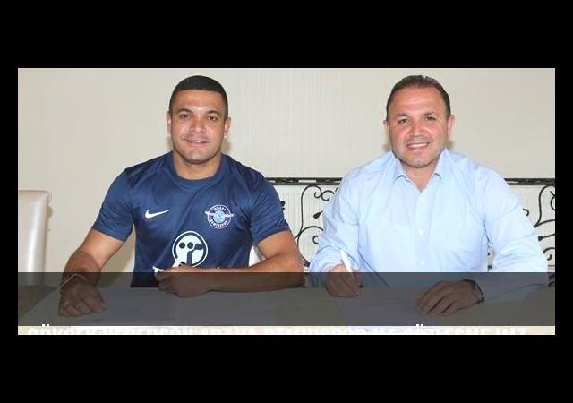 Gökçek Vederson Adana Demirspor ile sözleşme imzaladı