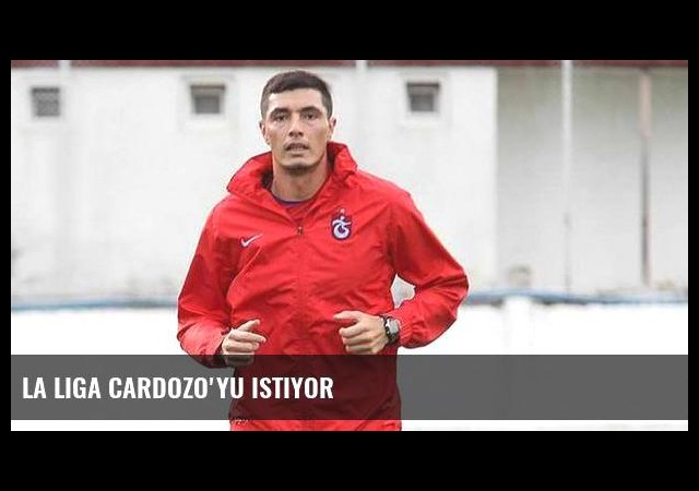 La Liga Cardozo'yu istiyor