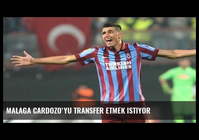 Malaga Cardozo'yu transfer etmek istiyor