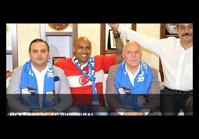 Mert Nobre, Erzurum'da!
