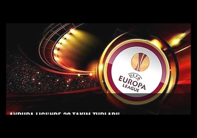 Avrupa Ligi'nde 32 takım turladı!
