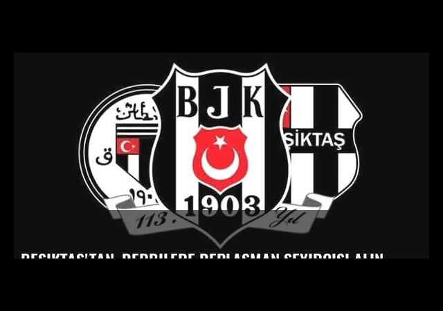 Beşiktaş'tan, derbilere deplasman seyircisi alınması çağrısı